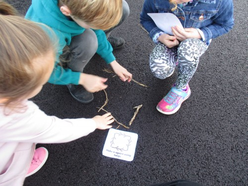 outdoor-maths-trail
